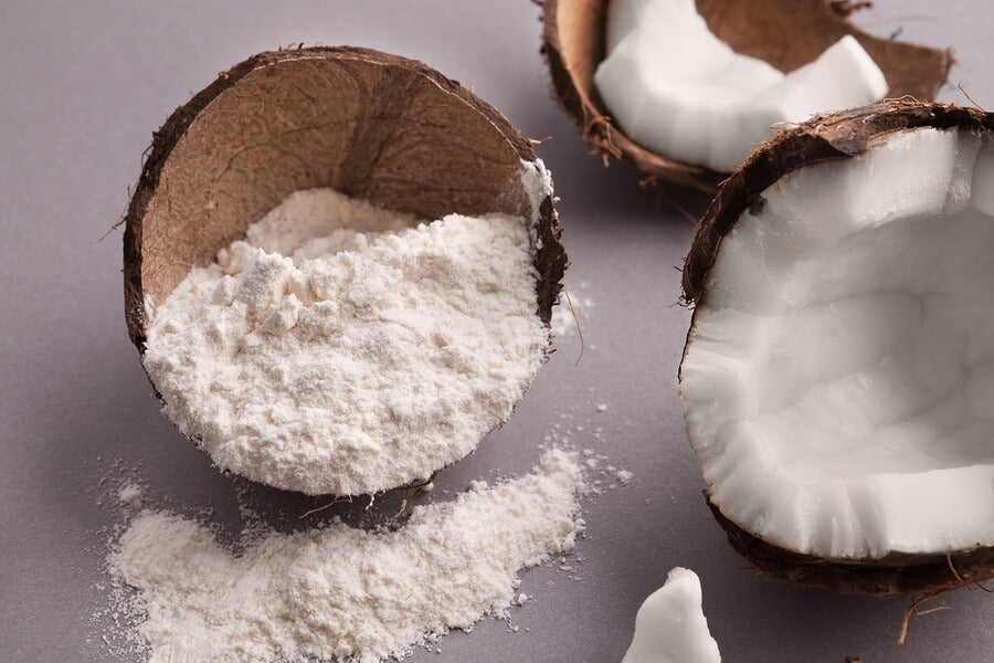 5 beneficios nutricionales de la harina de coco