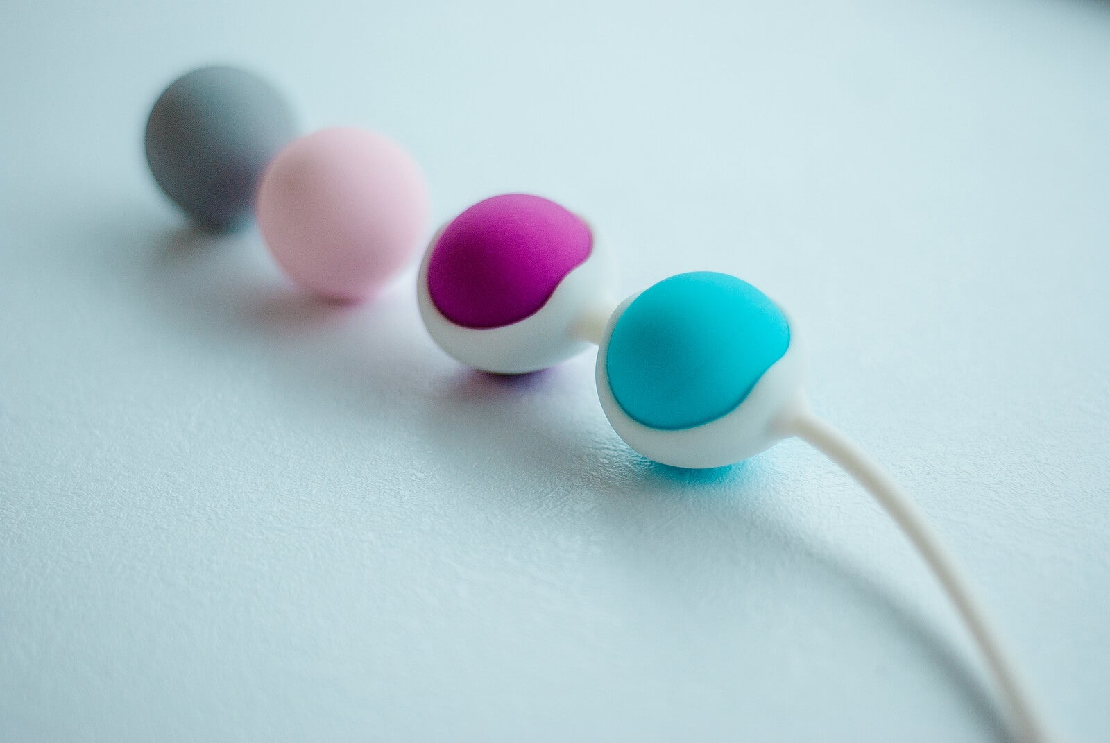 Bolas chinas que ayudan a cuidar la salud de la mujer.