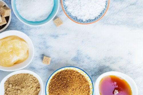 6 edulcorantes para limitar el consumo de azúcar