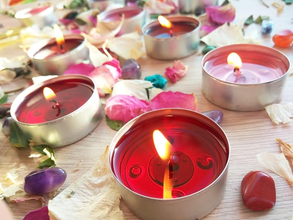 Ideas originales para hacer velas aromáticas de gel
