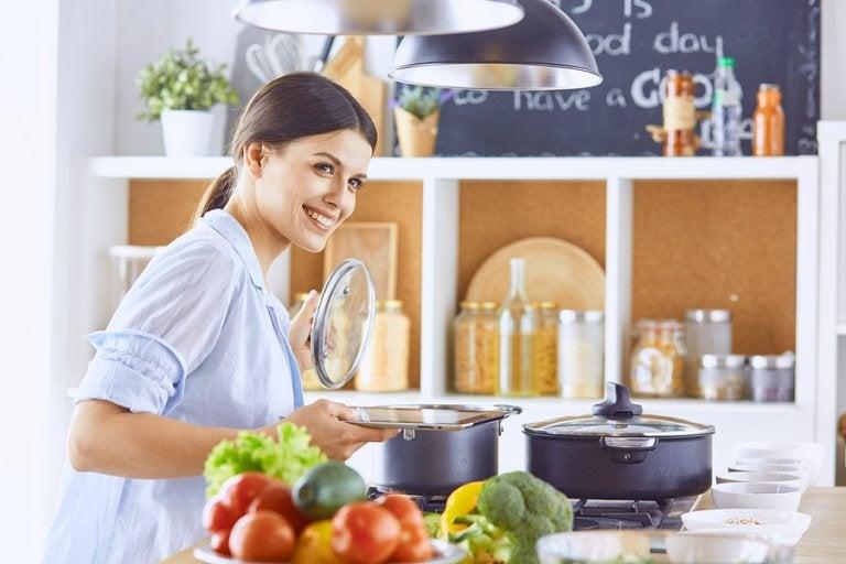 Trucos para cocinar saludable y bajo en calorías