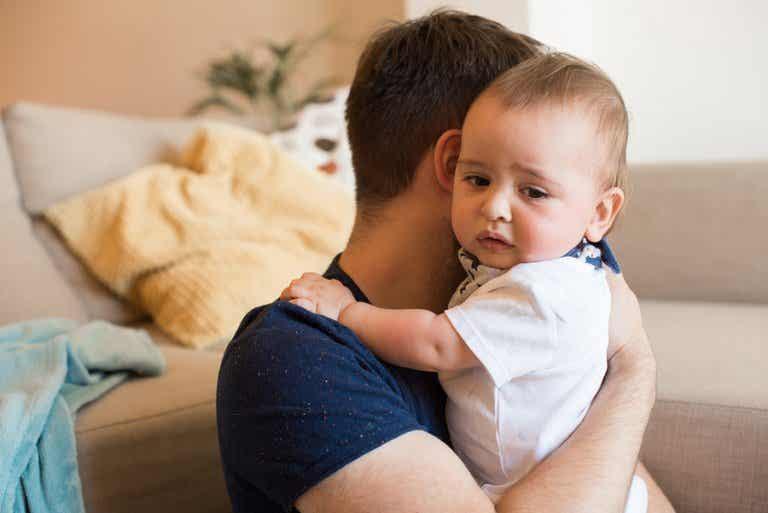 Gastroenteritis en el bebé: ¿cómo debo actuar?