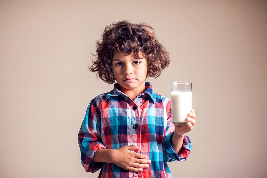 intolerancias alimentarias más frecuentes en los niños
