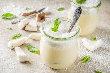 3 recetas con leche de coco que debes probar
