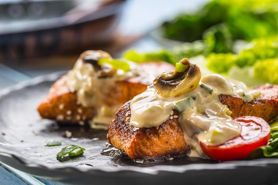 Preparar pescado sin excederte en las caloría