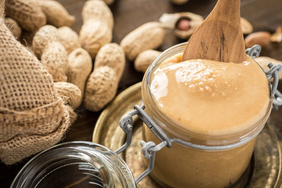 Receta de salsa de nueces baja en calorías
