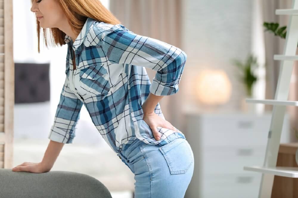Síntomas de hernia discal