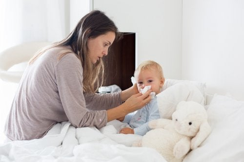 Bronquiolitis en bebés, ¿qué debemos saber?