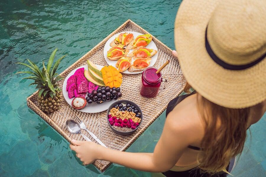 Claves para comer bien en verano y no engordar