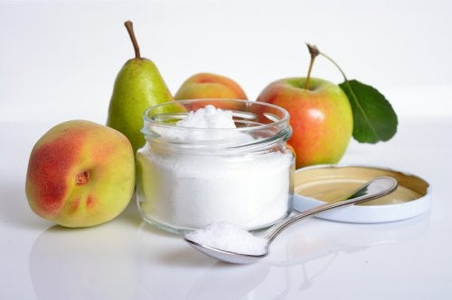 3 ejemplos de fructosa