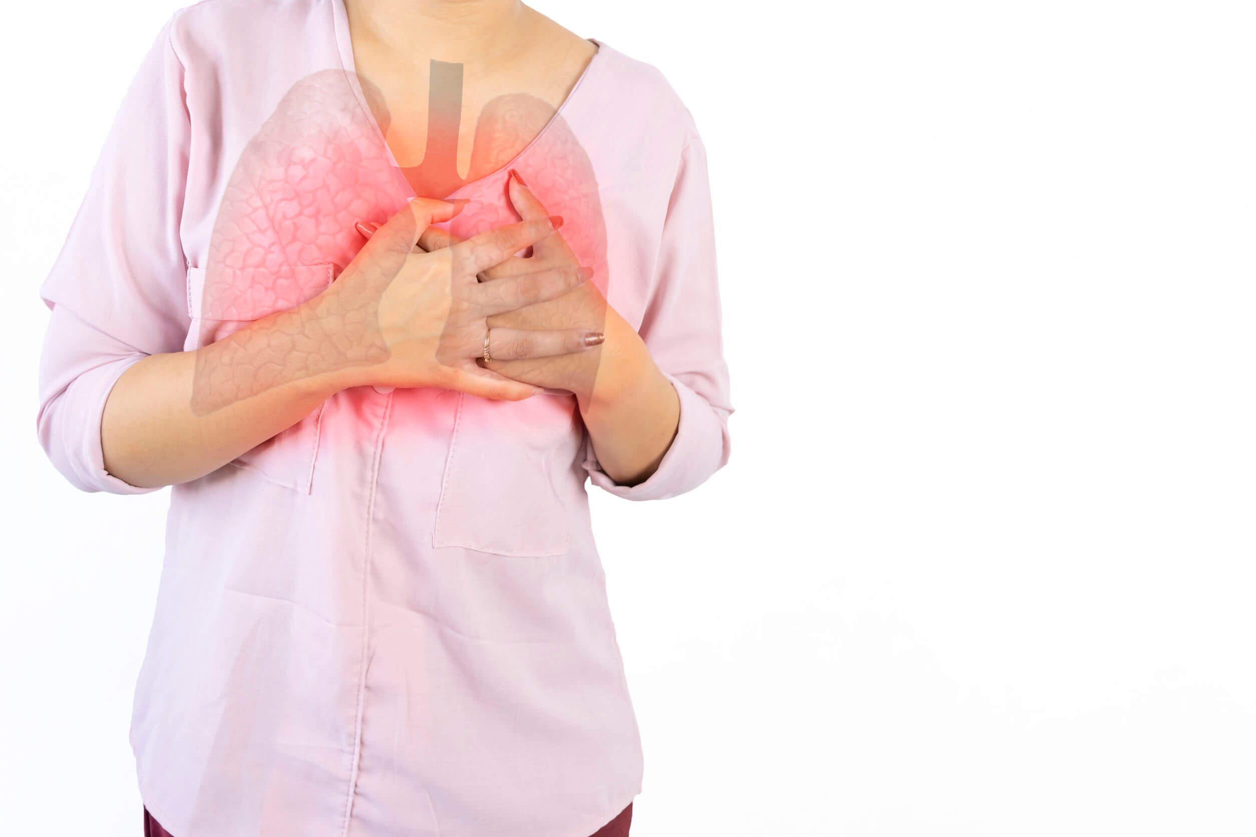 El edema pulmonar puede ser mortal.