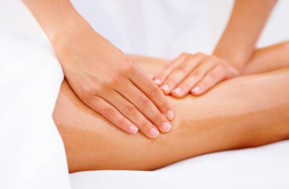 Los efectos de los masajes terapéuticos son positivos.