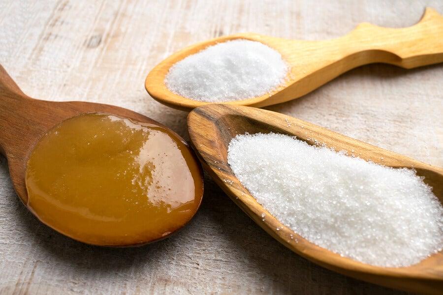 fructosa y glucosa