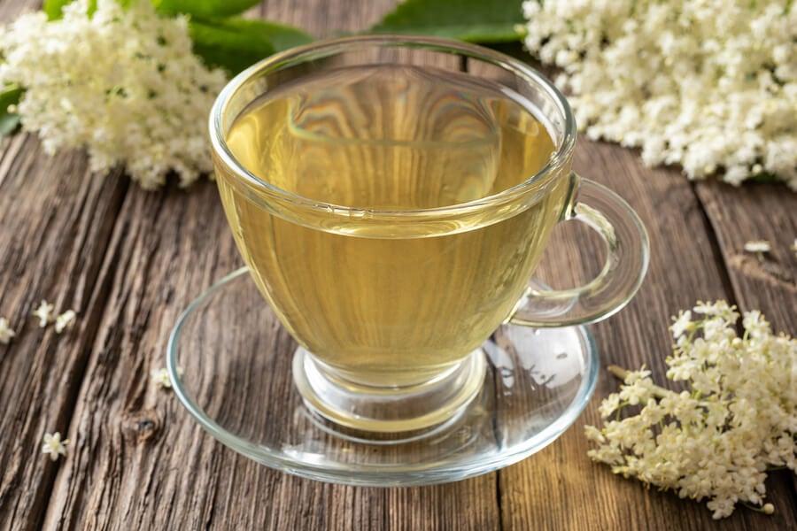 remedios con flores de saúco para combatir la tos