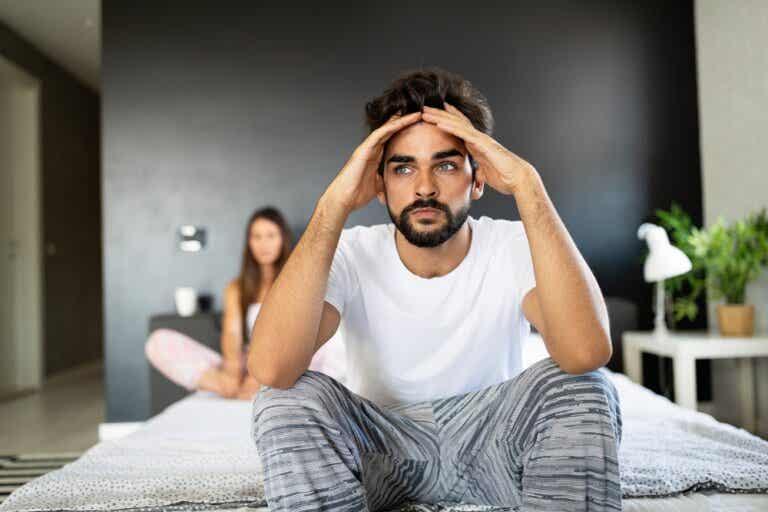 El miedo al abandono en pareja