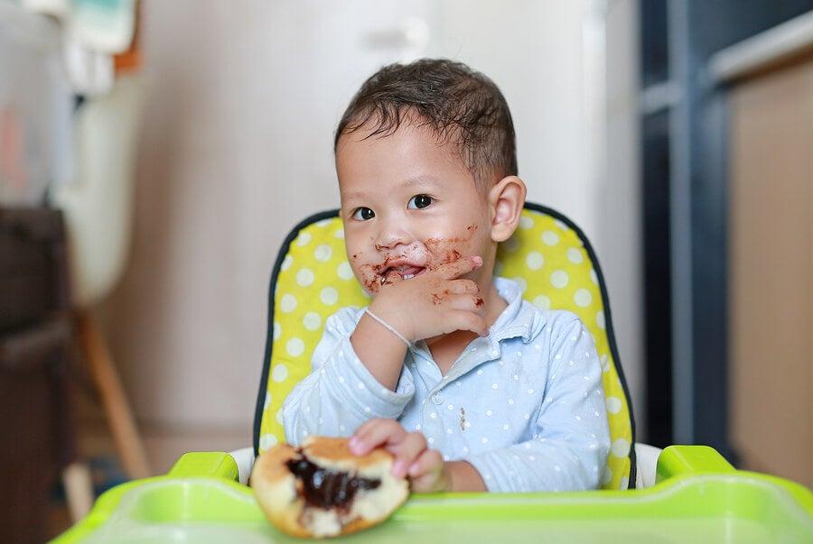 reducir el azúcar de las dietas de 1 a 3 años