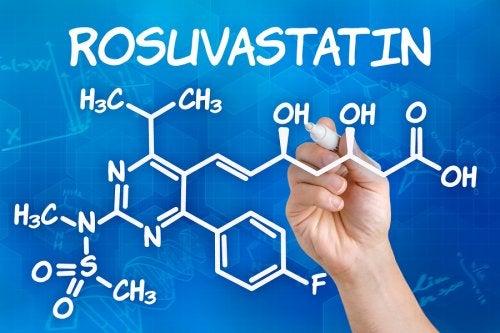 Presentación y usos de la rosuvastatina