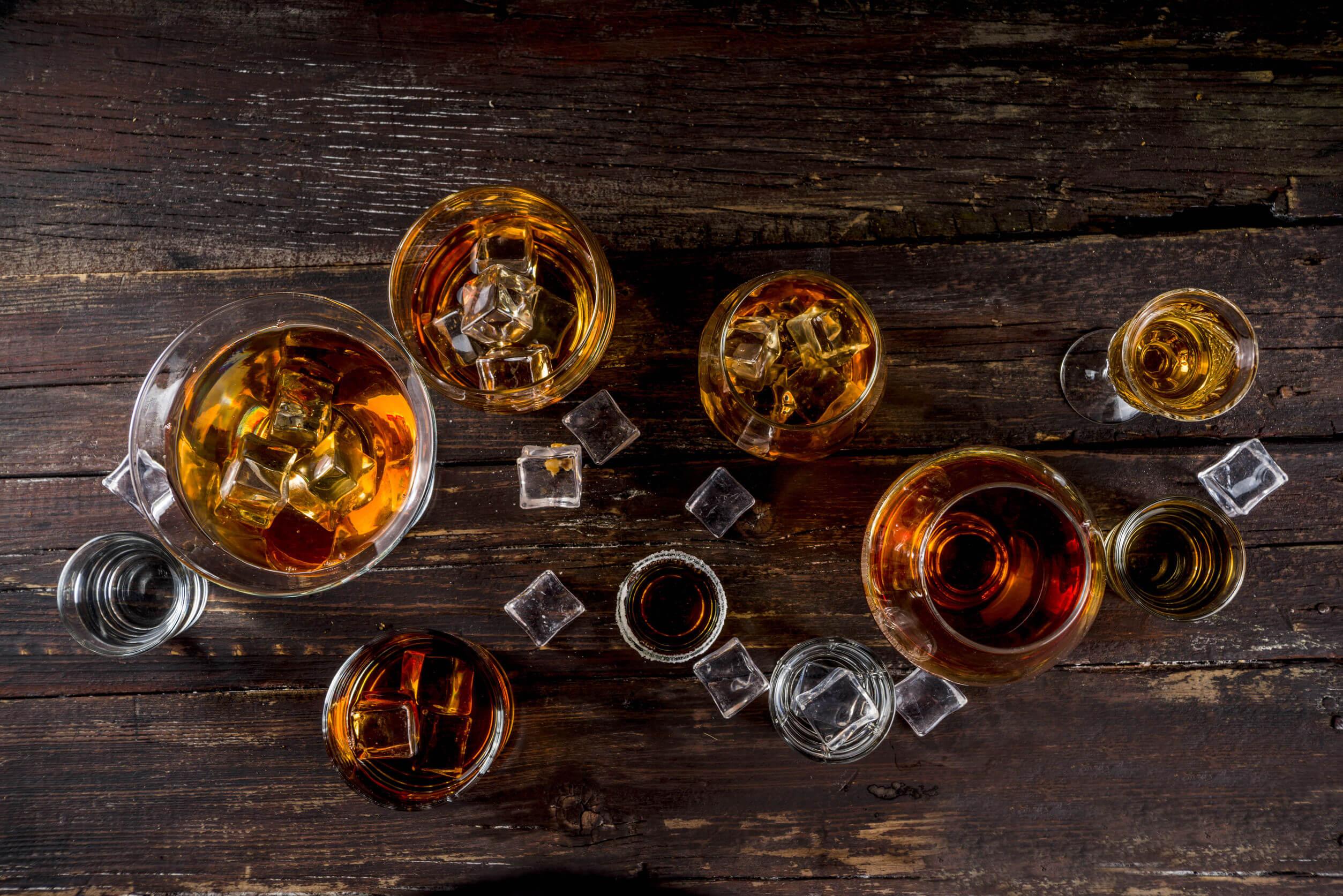 Los efectos del alcohol son múltiples.