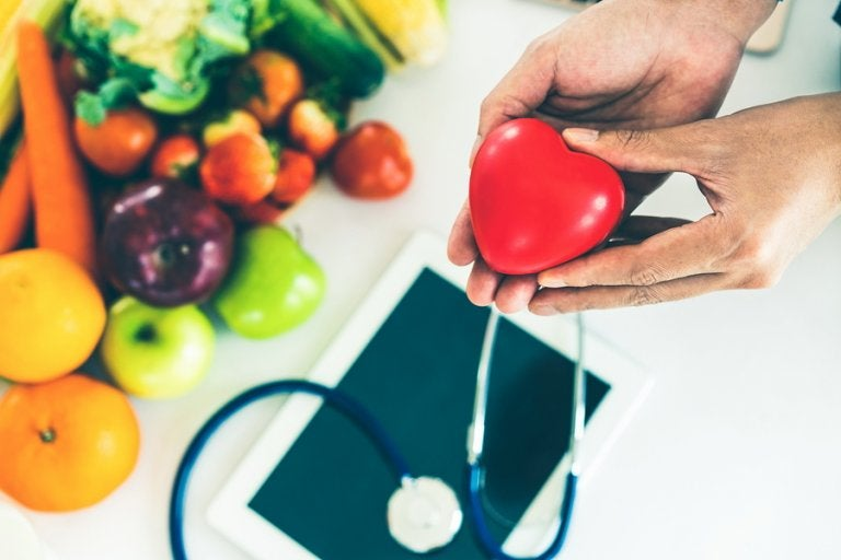 Minerales en alimentos para la salud cardiovascular