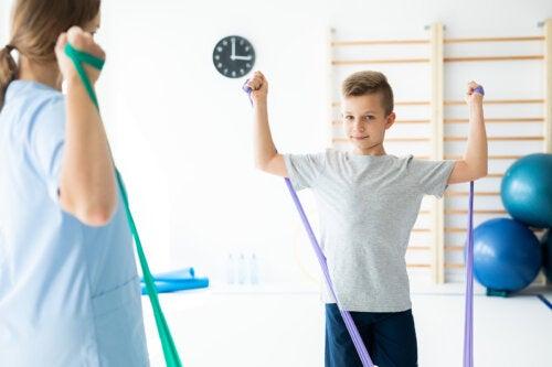 ¿Qué es la fisioterapia pediátrica?