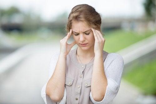 Síntomas de hiponatremia