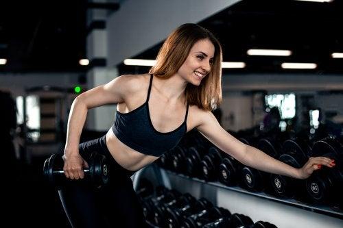 Ejercicios para fortalecer los tríceps