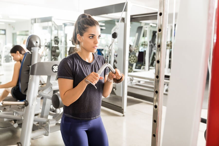 Fortalecer los tríceps