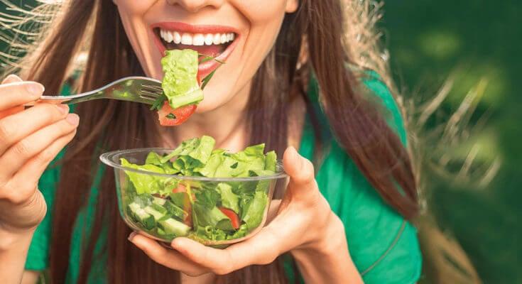 Es importante comer bien y darle prioridad a la real food.