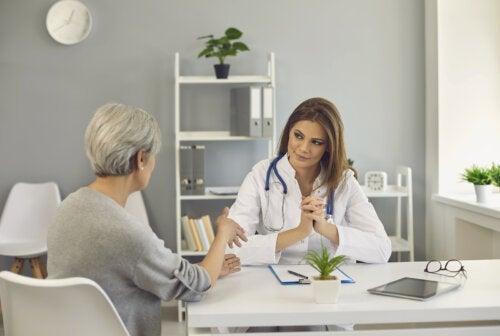 Las pérdidas de orina durante la menopausia