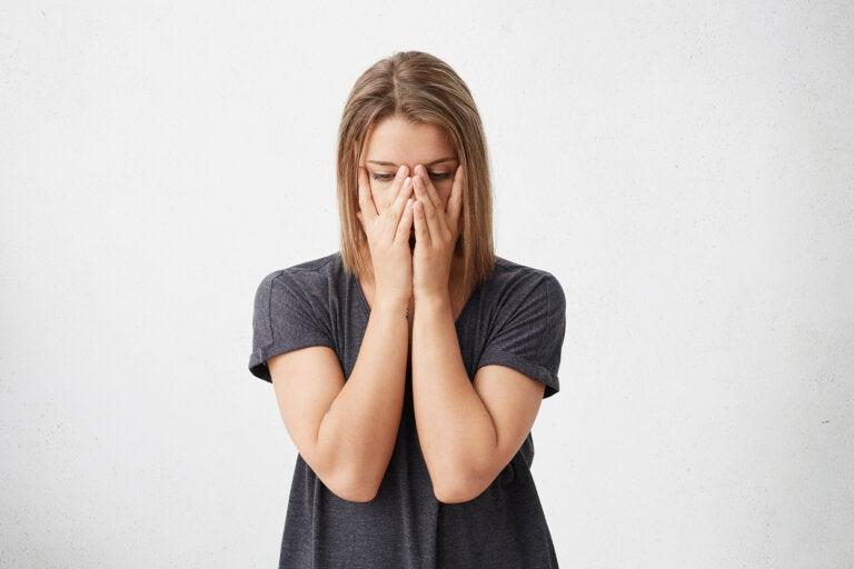Problemas de piel por estrés
