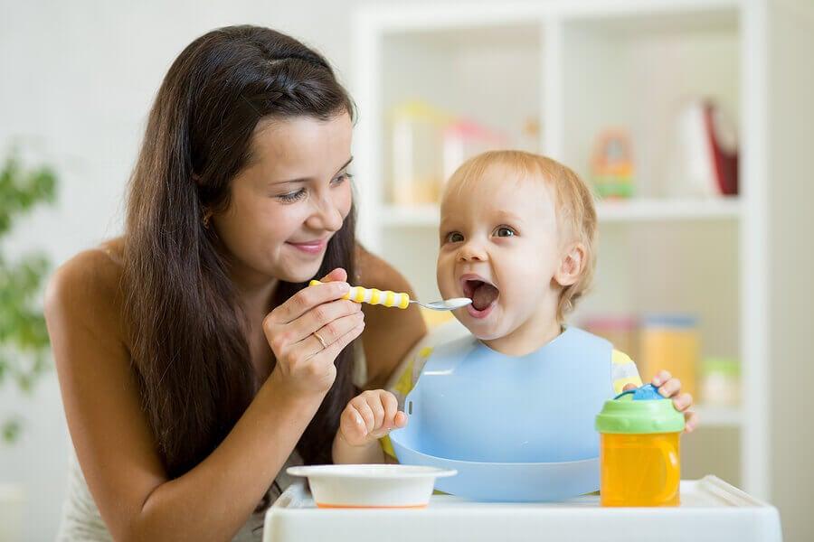 Sugerencias posibles para el uso de edulcorantes sintéticos en los niños