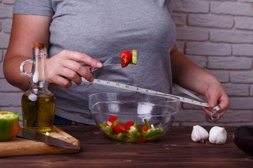 Nutricionista dieta para bajar de peso