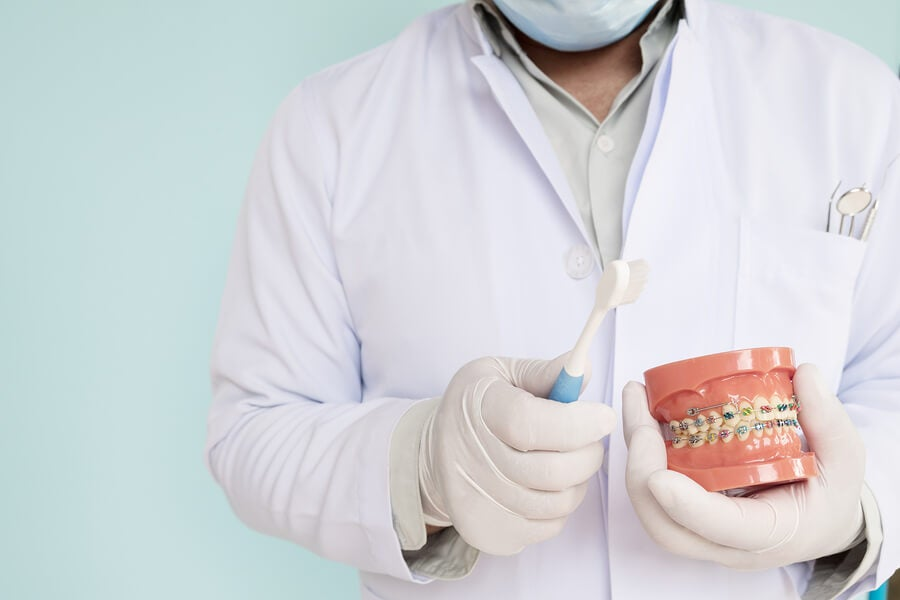 Higiene dental con ortodoncia: 7 claves