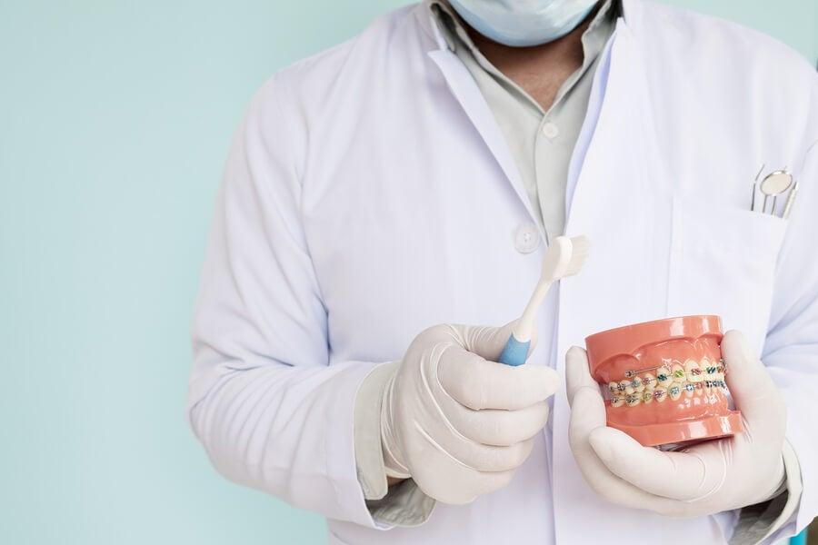Higiene dental con ortodoncia: 7 claves