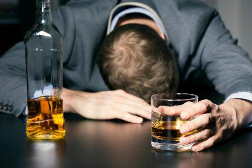 Amnesia alcohólica, pérdidas de memoria tras beber alcohol