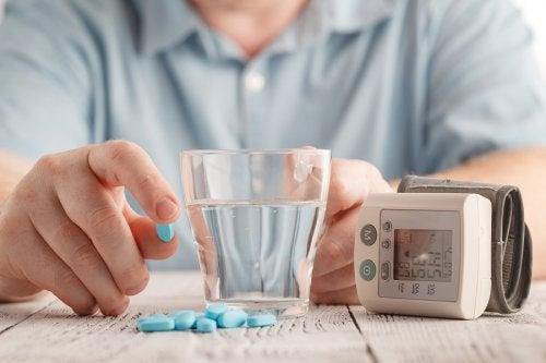 Diován: usos y efectos secundarios