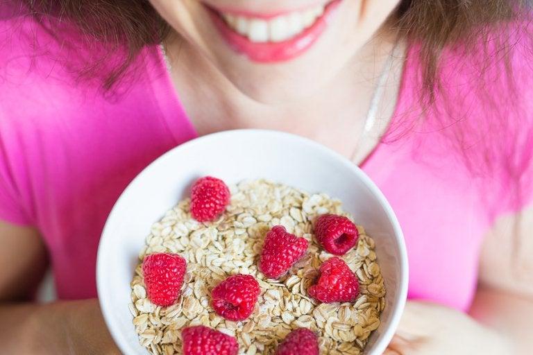 Mejorar el ánimo comiendo fibra