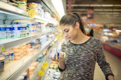 Alergia a los aditivos alimentarios: síntomas y tratamientos