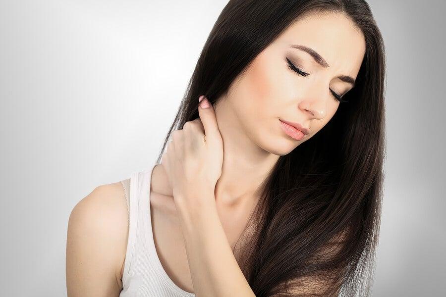 Síntomas y tratamiento de la cervicalgia