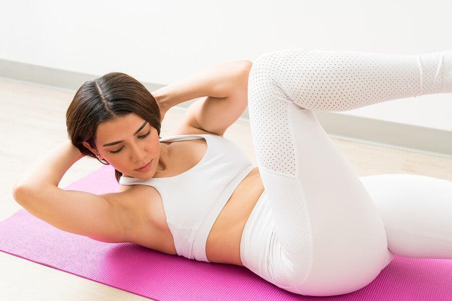 3 ejercicios para fortalecer los flexores de cadera