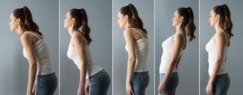 ¿Qué es la postura correcta?