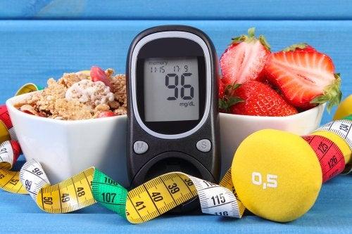 Nutrición y manejo de la diabetes tipo 2: ¿cuáles son las recomendaciones?