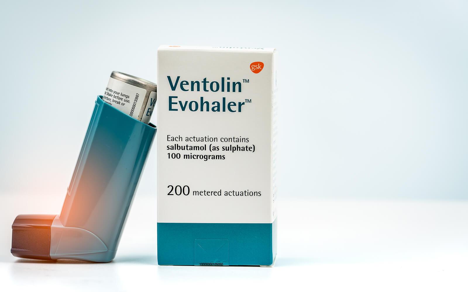 Salbutamol: usos y efectos secundarios