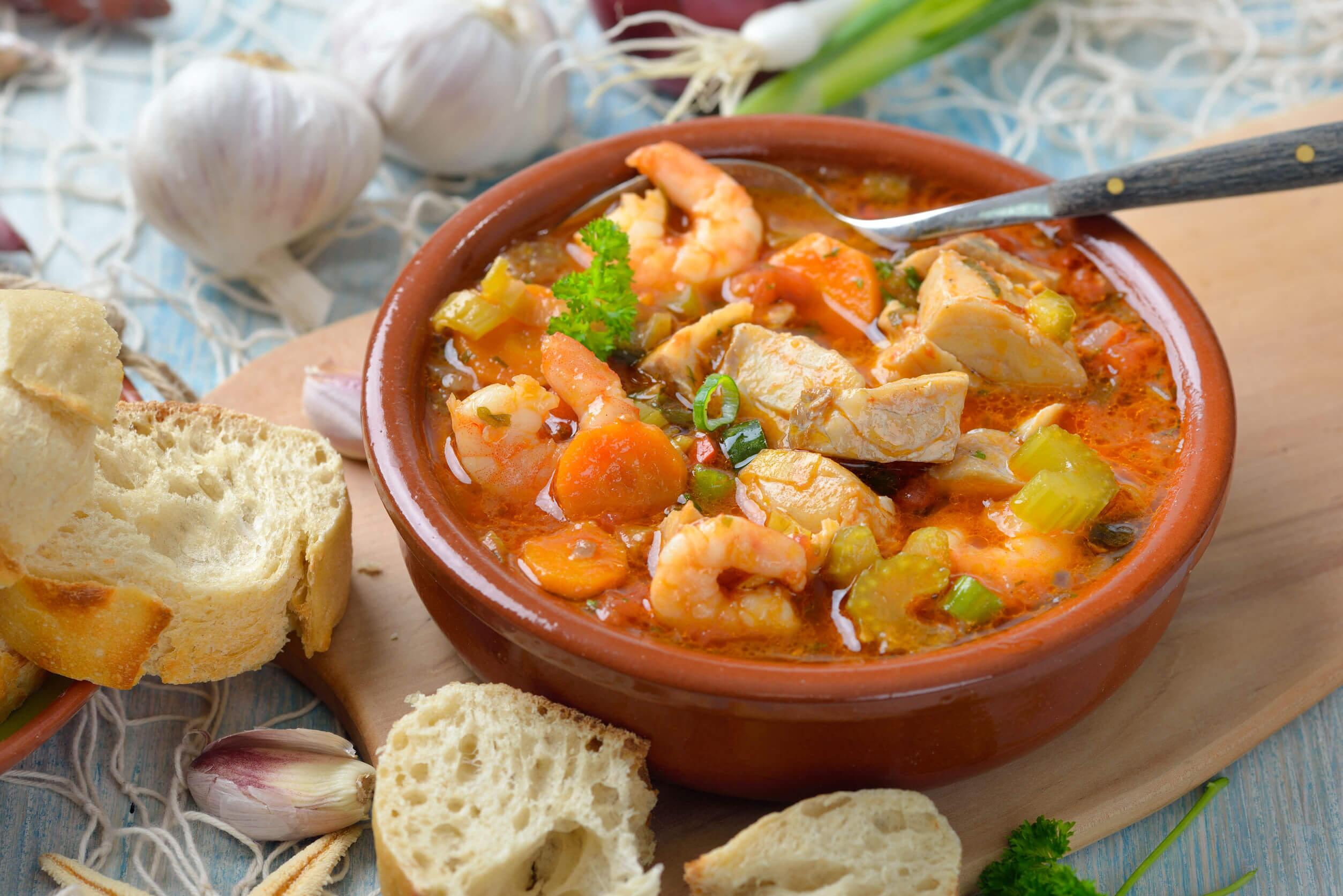 Las comidas calientes o frías tienen diferentes beneficios.