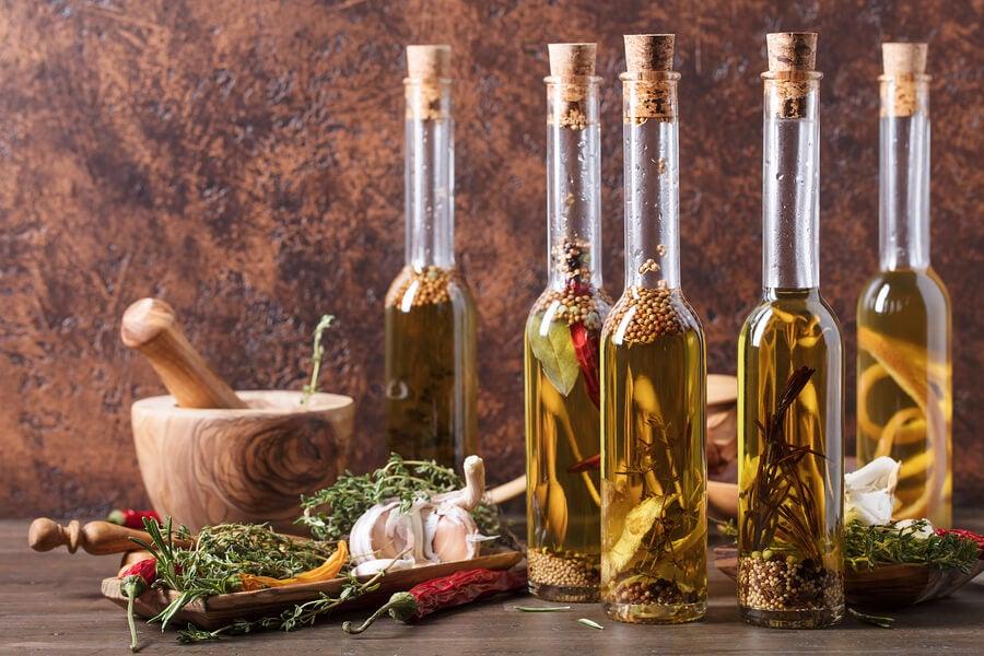 ¿Qué aceites vegetales son buenos para la salud?