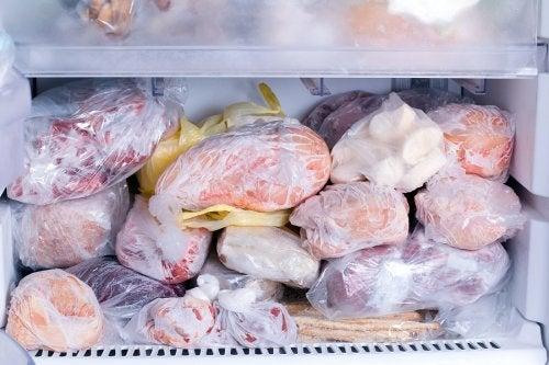 Alimentos congelados: todo lo que debes saber