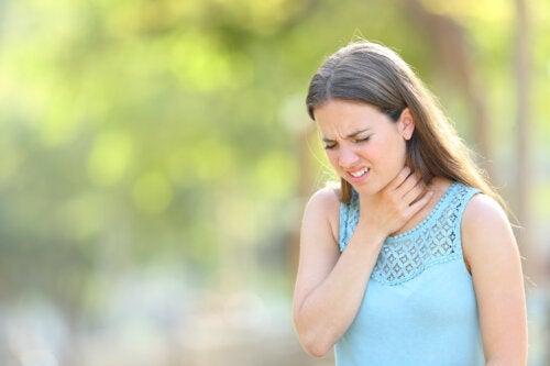 Mucosidad en la garganta, ¿qué podemos hacer?