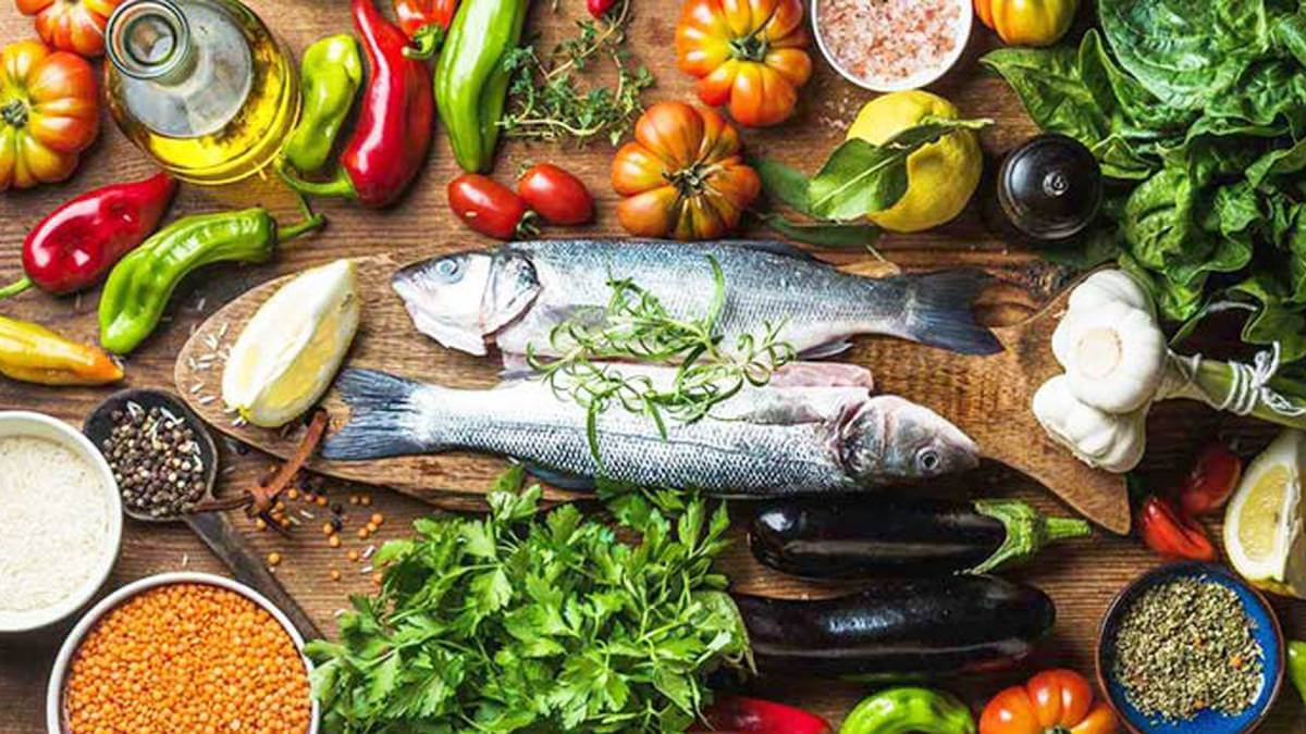 dieta mediterránea alimentación en la microbiota