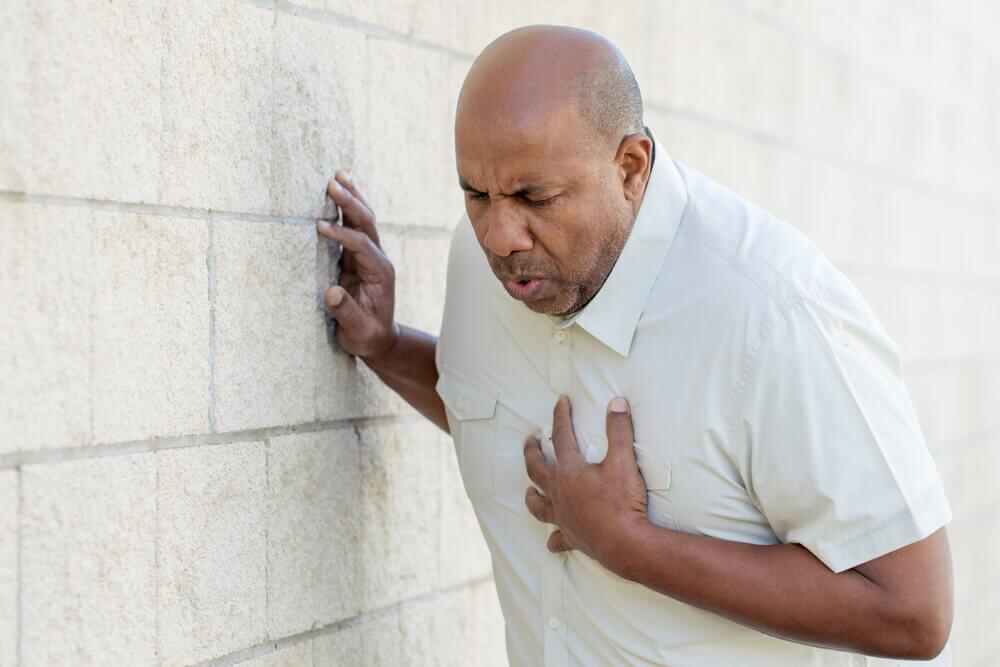 Dolor de pecho por cardiopatía isquémica