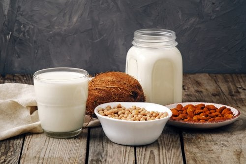 Comparativa de leches vegetales